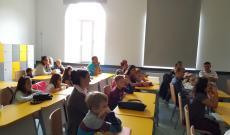 A figyelő gyerekek