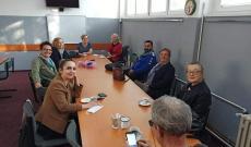 gyűlés, egyesületi tagok