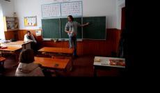 Szerepcsere: Szárencsev Márkó figyel, Petrilla Gara Attila tanít