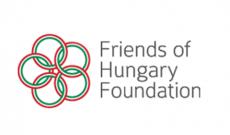 """A Magyarország Barátai Alapítvány """"angol"""" logója"""
