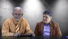 Riport a Tiszavasvári Televízióban, Dr. Legány Andrással