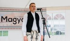 """Borbáth Szilveszter - """"Fölszállott a páva"""" győztese"""