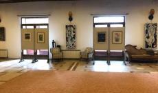 A petrozsényi kiállítás részlete