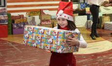 Az angyalok ajándékainak minden gyerek örül