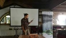 T. Kiss Tamás slam poetry előadása