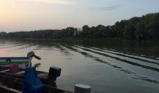 A mesés magyarkanizsai Tisza-part