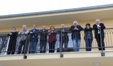 Elnökségi csoportkép