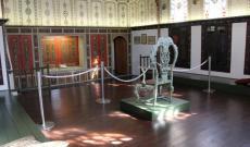 Kassa, Rodostói ház, Rákóczi eredeti bútoraiból szoba