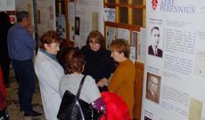 Kiállításmegnyitó Galántán