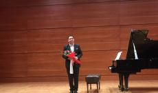 Balog @ Skopje Philharmonic