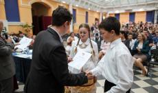 Oklevél járt minden résztvevőnek - így a Beregrákosi Latorca Néptánccsoportnak is