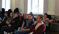 Résztvevők a MADISZ első Erasmus+ képzésén