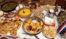 Nemzeti ételek kóstolása