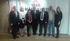 Zágrábi Magyar Intézet március 15.