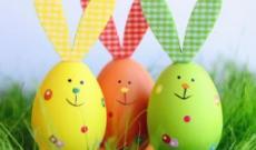 Áldott húsvétot kívánunk!