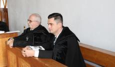 Szilágyi Zoltán elődjével, Szegedi László Tamással