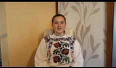 Talaz Mária Nárcissza- Verselő Kárpát-medence szavalóverseny