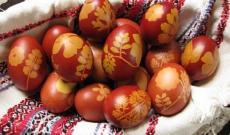 Berzselt tojások