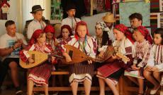 népzenét tanultak a gyerekek