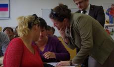 Iskolakezdési ösztöndíjat osztottak a galántai járásbeli magyar iskolákban
