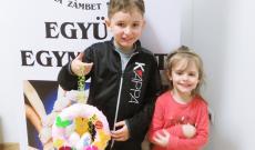 Húsvéti kézműves foglalkozás fiatal családosoknak