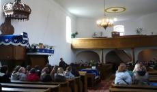 őcsényi református templom