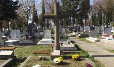 Katolikus sírbolt Szkopje