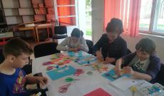 Gyermekfoglalkozás a Magyar Költészet Napja alkalmából