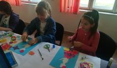 Kézműveskedünk a Magyar Költészet Napján