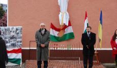 Szalipszki Endre főkonzul úr ünnepi beszéde