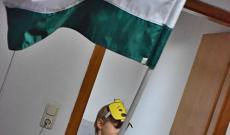 Magyar zászlós lego