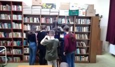Kijutás a könyvtárból