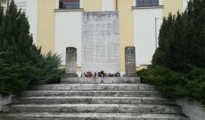 Az első világháborúban hősi halált haltak emlékműve