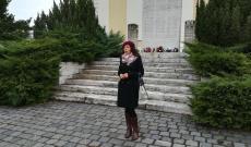 Kerényi Éva történész elevenítette fel a történelmi eseményket