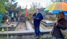 Varga Gábor a 4. sz. Hatvani István cserkészcsapat parancsnoka