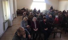 A Magyar Közösségi Ház díszterme megtelt az érdeklődőkkel