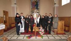 A kényszermunkára elhurcoltakra emlékeztünk Kőrösmezőn