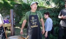 A Főtér Fesztivál Arcai: Szigeti Gyuszi