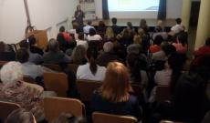 Prof. Navracsics Judit előadása a Prágai Nemzetiségek Házában