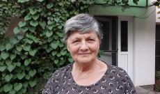 Szabó Julianna, a Csernakeresztúri Hagyományőrző Egyesület elnöke