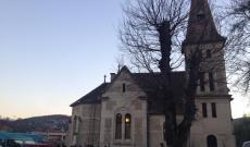 A segesvári református templom