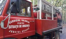 A kóbori tűzoltóautó