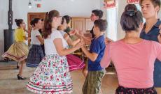 tánctanítás