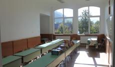 A hetedikesek osztályterme
