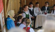 A magyarlapádi általános iskolások színdarabja