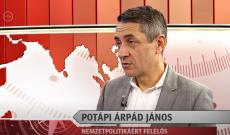 Potápi Árpád János, nemzetpolitikáért felelős államtitkár