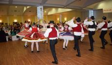 12. Vukovári Magyar Bál - dályhegyi tánccsoport műsora