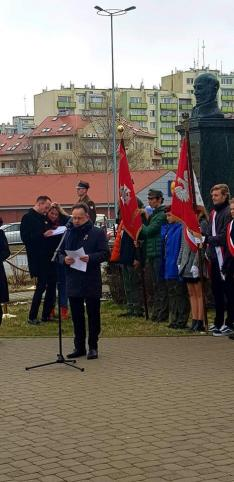 Varsói ünnepség Bemowoban