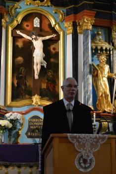 Balog Zoltán miniszteri biztos megköszöni a kitüntetést