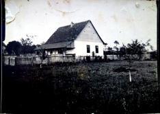Falusi ház-Vučjak